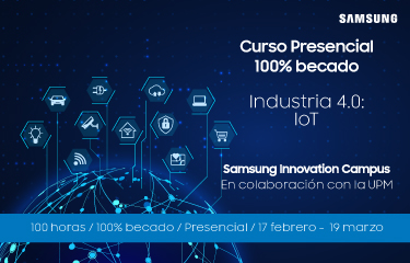¿Interesado en IoT? Este es tu curso