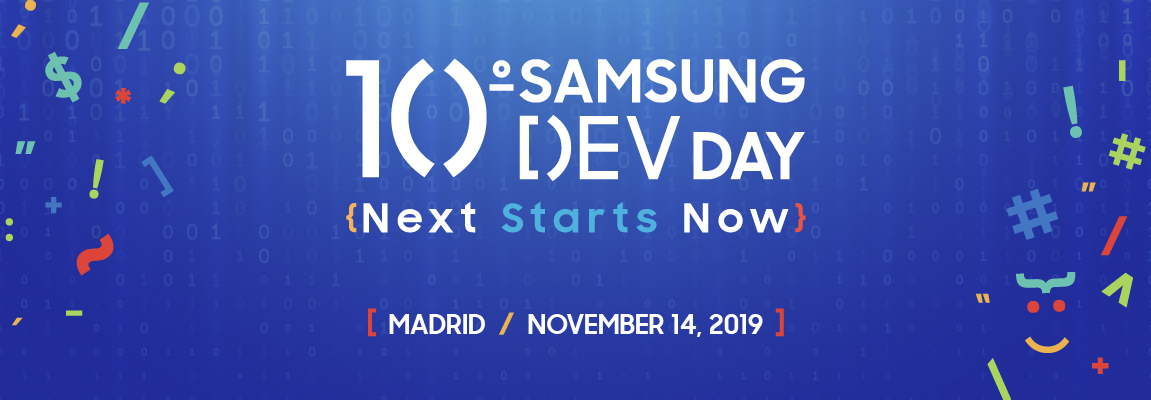 Samsung Dev Day 2019