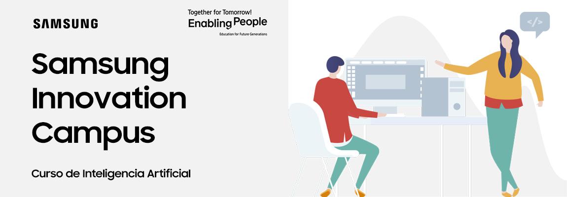 Samsung Innovation Campus lanza una nueva edición del Curso de Inteligencia Artificial con la UPM y la UMA