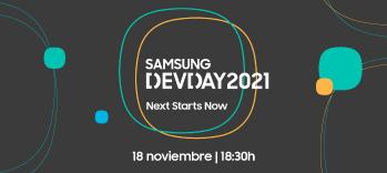 Samsung Dev Day 2021
