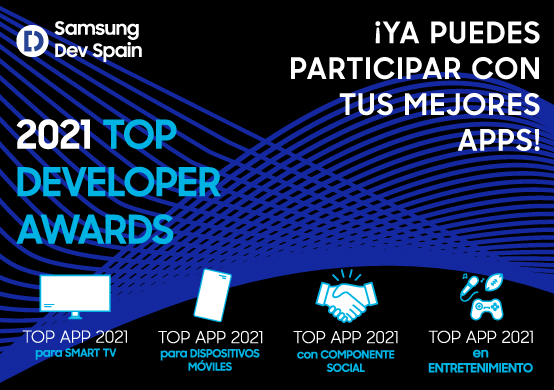 "Abrimos la convocatoria para los ""Top Developer Awards 2021"""
