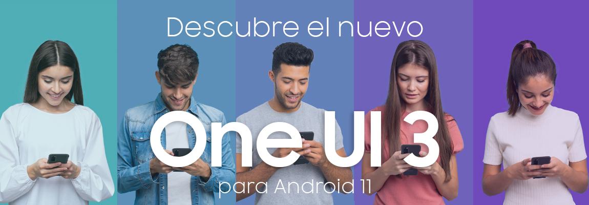 Descubre el nuevo Samsung One UI 3 para Android 11