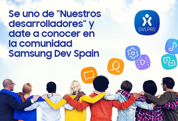 Publica tu artículo en la web de Samsung Dev Spain y gana visibilidad como desarrollador profesional