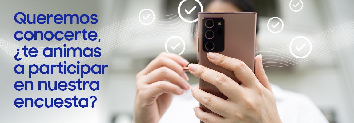 ¿Cuál es el perfil del desarrollador de Samsung Dev Spain? Ayúdanos a averiguarlo participando en nuestra encuesta